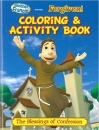 Brother Francis Presents:Forgiven (Coloring & Activity Book)