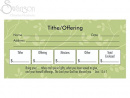 Offering & Tithe Envelope (100)