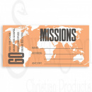 Offering Envelope: Missions