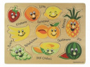 Wooden Puzzle: Fruits Of The Spirit (9-Pieces)