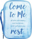 Come To Me Bible Cover (Large)