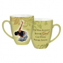 She Who Kneels Mug
