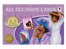 All Occasion Boxed Cards Assortment #5 (Box of 18 cards)