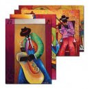 Jazz Note Cards (Assortment 1)