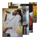 Jazz Note Cards (Assortment 2)