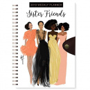 2019 Sister Friends Weekly Planner