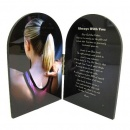 Gymnastics Prayer Plaque