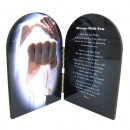 Martial Arts / Karate Prayer Plaque
