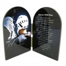 Lacrosse Prayer Plaque
