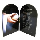 Softball Prayer Plaque