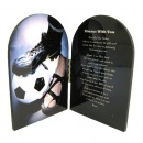 Soccer (Men / Boy) Prayer Plaque