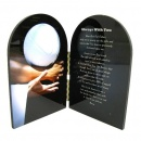 Volleyball Prayer Plaque