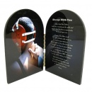 Wrestling Prayer Plaque