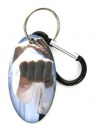 Martial Arts / Karate Zipper Pull Tag