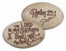Pocket Stone: Psalm 23:1