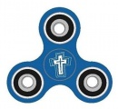 Blue Cross Fidget Spinner