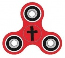 Red Cross Fidget Spinner