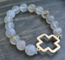 Choose Love Stone Bracelet: Willow