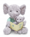 Cuddle Barn Bible Time Elephant Plush