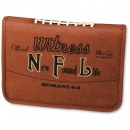 New Found Life (NFL) Football Bible Cover XL