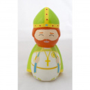 Saint Patrick Shining Light Doll