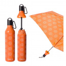 Water Bottle Umbrella: Melon Burst