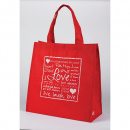 Love Tote Bag (Red)