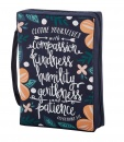 Faithworks Bible Cover: Clothe Yourselves With Compassion (Large)