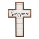 Forgiven Wall Cross (12in.)