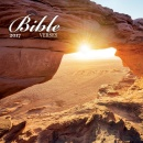 Bible Verses 2017 Photo Wall Calendar