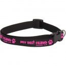 Dog Collar: My Best Friend (Pink)