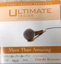 More Than Amazing (Ampb: Lincoln Brewster) image