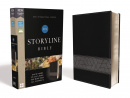 Black NIV Storyline Bible: Each Story Plays a Part. See How They All Connect.