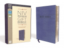 NIV Premium Gift Bible: The Perfect Bible for Any Gift-Giving Occasion (Navy)