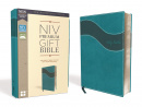 NIV Premium Gift Bible: The Perfect Bible for Any Gift-Giving Occasion (Teal)