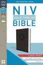 NIV Value Thinline Bible (Large Print)