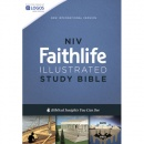 NIV Faithlife Illustrated Study Bible (Hardcover)