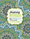 Inspiring Words:Coloring Book