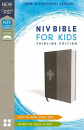 NIV Bible for Kids: Thinline Edition (Gray)