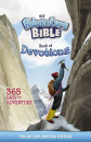 NIV Adventure Bible Book of Devotions: 365 Days of Adventure