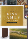 KJV The King James Study Bible (Brown)