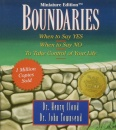 Boundaries (Mini-Book)