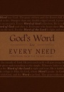 God's Word for Every Need: Devotions from the Father's Heart