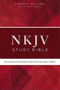 NKJV Hardcover Study Bible: The Complete Resource for Studying God's Word (Comfort Print)