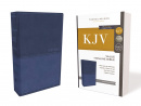 KJV Value Thinline Bible (Blue, Red Letter Edition)