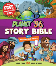 Planet 316 Story Bible with Augmented Reality