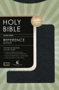 KJV Reference Bible, Bonded leather black