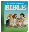 My First Handy Bible: Timeless Bible Stories For Toddlers (Boardbook)