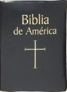 Biblia de America, Imitation Leather, Black