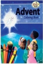 Coloring Book About Advent (St. Joseph Coloring Books)